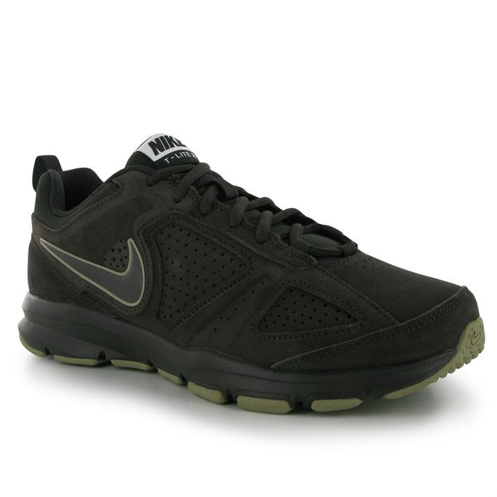 Nike Mens T Lite XI Nubuck Trainers Fitness Sport Shoes Gym Workout Lace Up | EBay