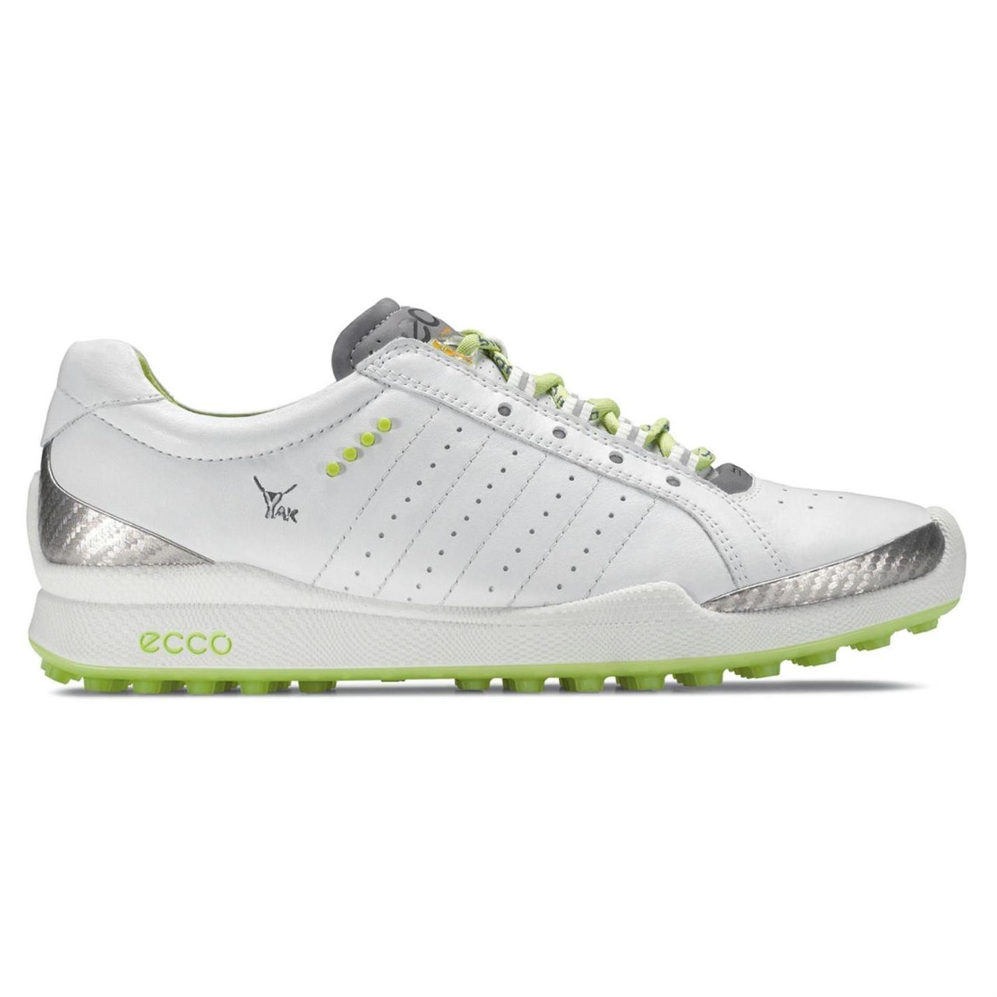 ecco womens biom hybrid golf shoes lace up sports