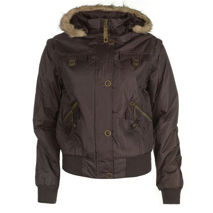 Lee Cooper Womens C Jacket Gilet Ladies Sleeveless Top Clothing Wear | EBay