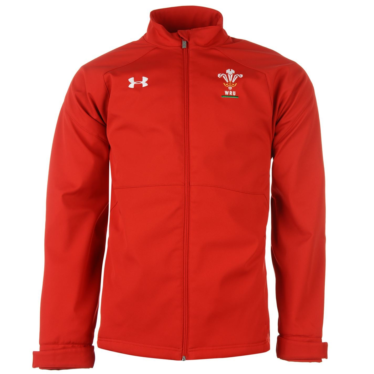 under armour mens wru mission jacket full zip top outdoor