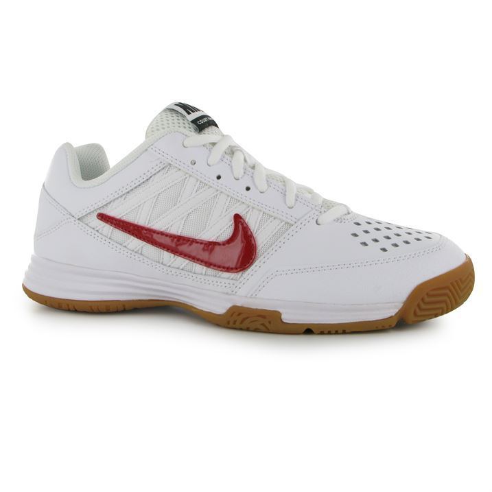 nike mens court shuttle v squash shoes lace up trainers