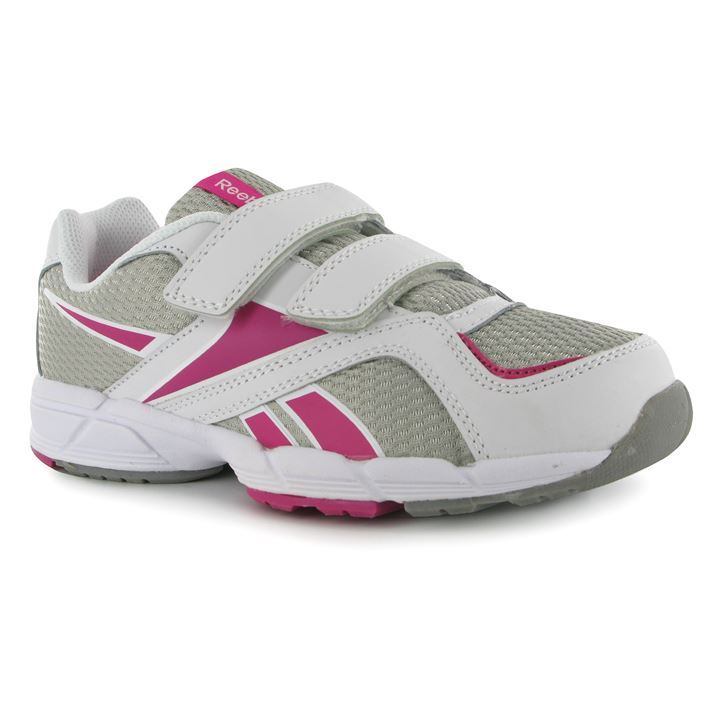 Reebok Kids Almotio 2V Girls Trainers Casual Everyday Sports Shoes Footwear