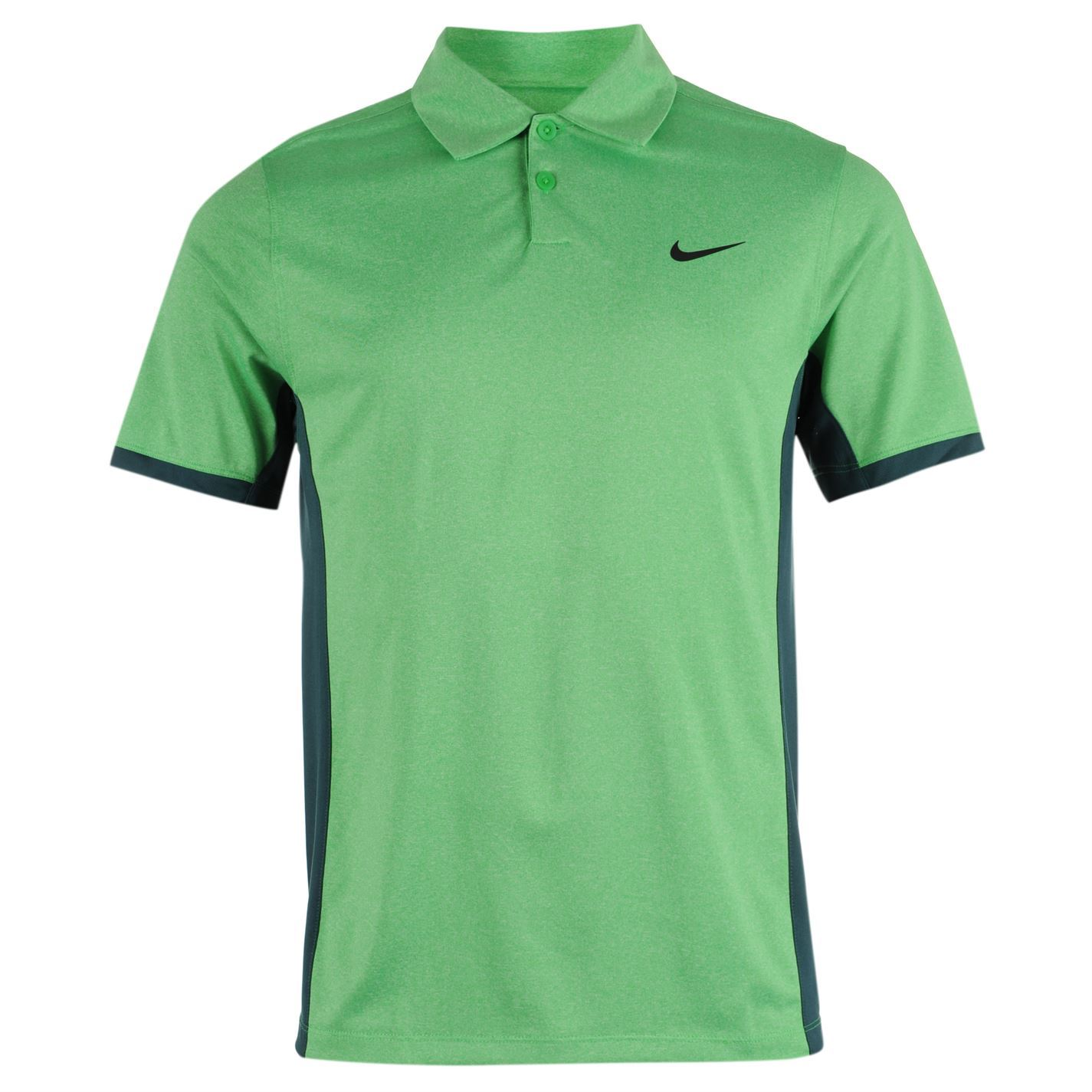 Nike mens victory block golf polo shirt short sleeves tee