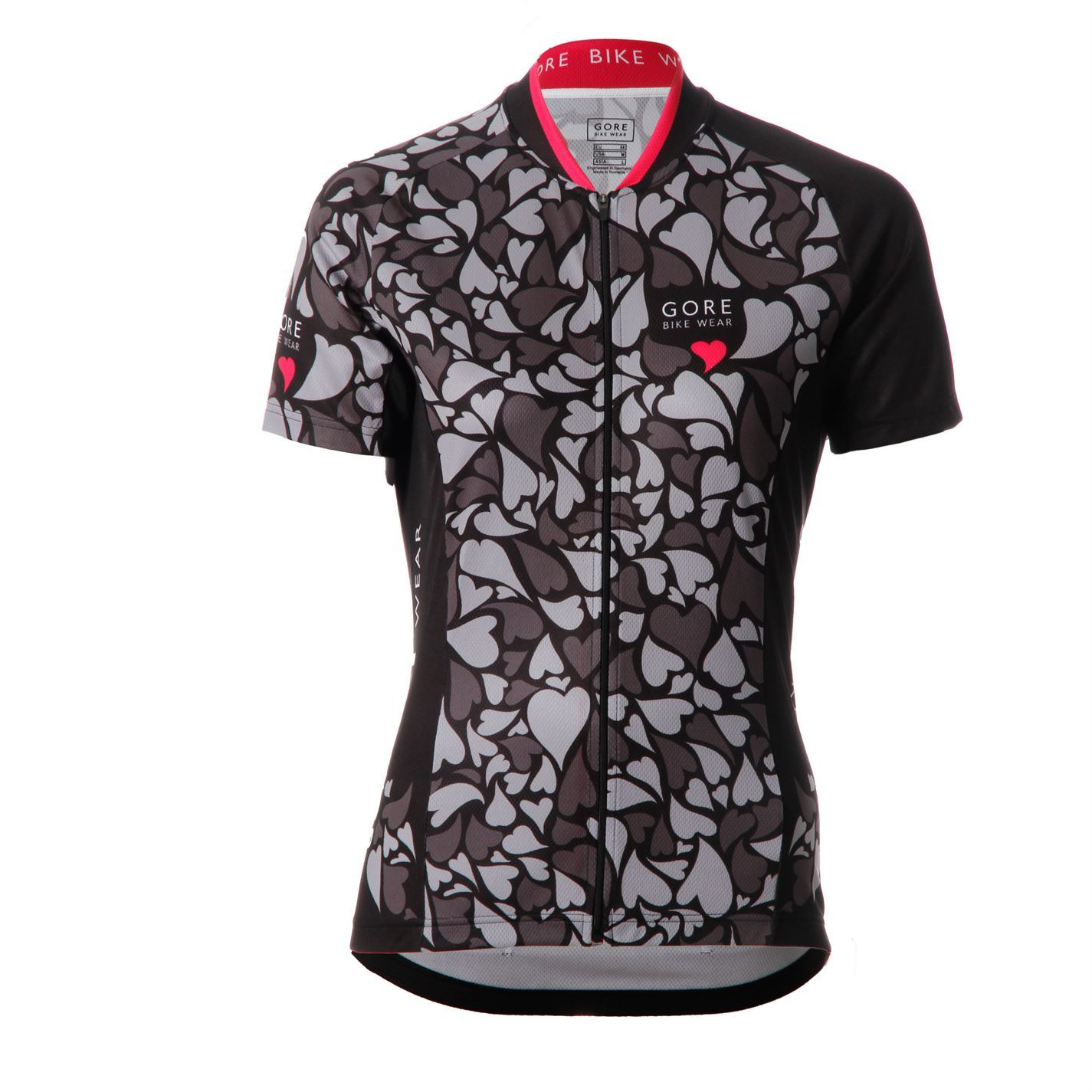 Gore Element Jersey Cycling T Shirt Casual Top Womens