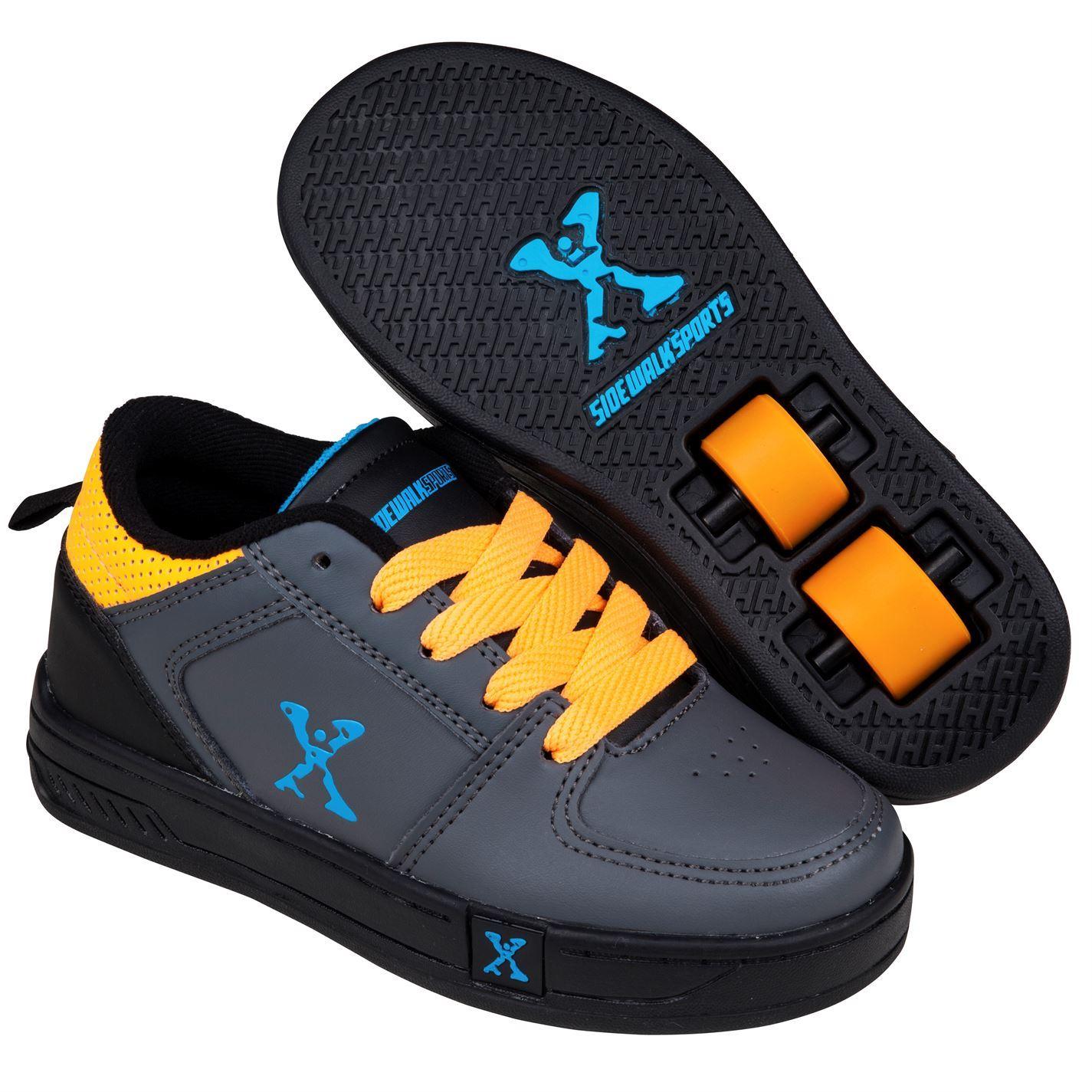 Sidewalk sport lane roller skate shoes - Sidewalk Sport Kids Street Boys Lace Up Skate Wheeled Roller Shoes