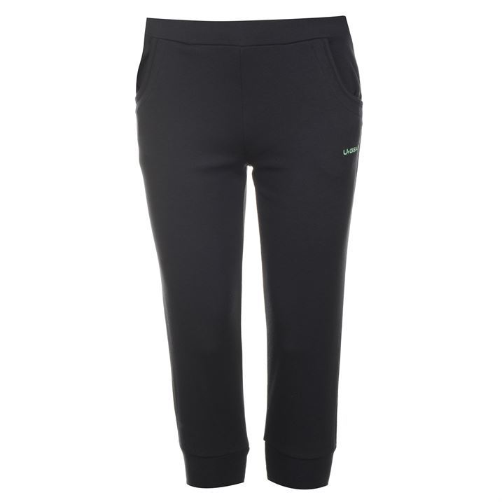 Excellent  Womens Ladies Three Quarter Interlock Pants Trousers Bottoms Clothing