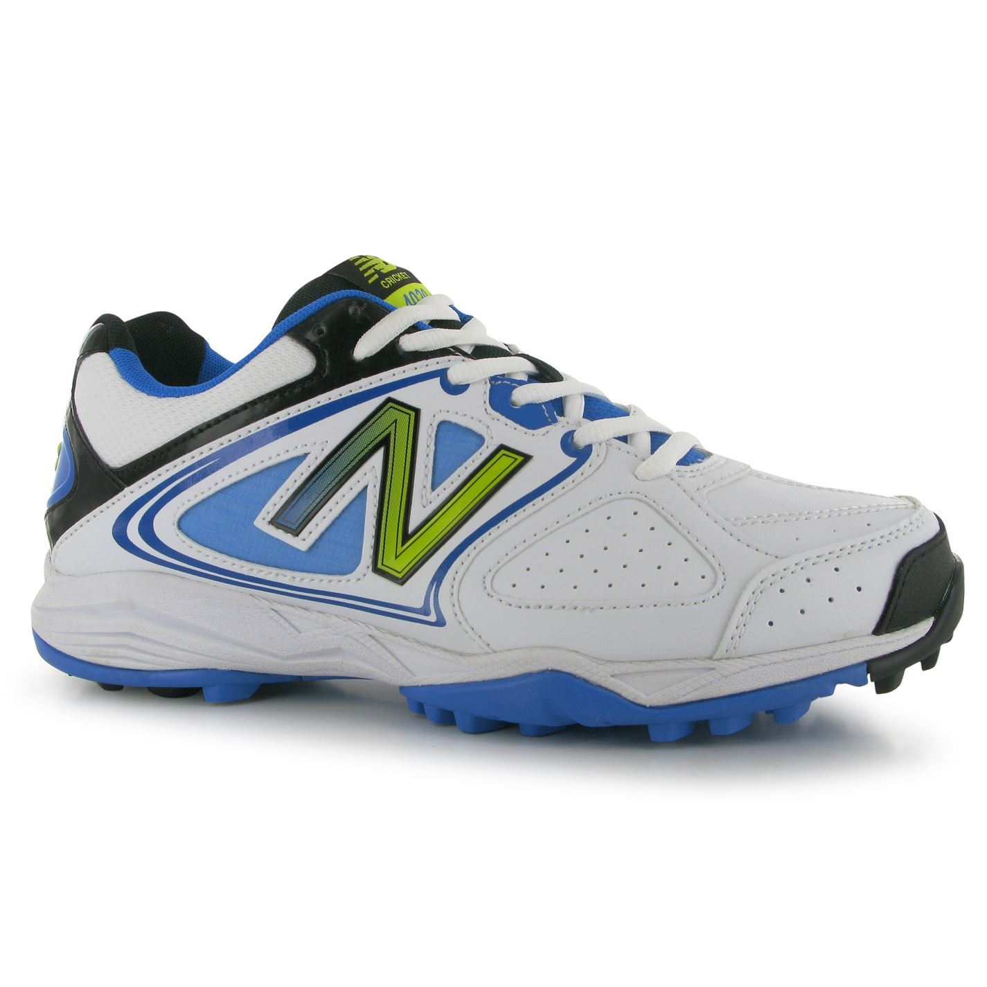 new balance mens 4020 shoe spikes lace up cricket sports