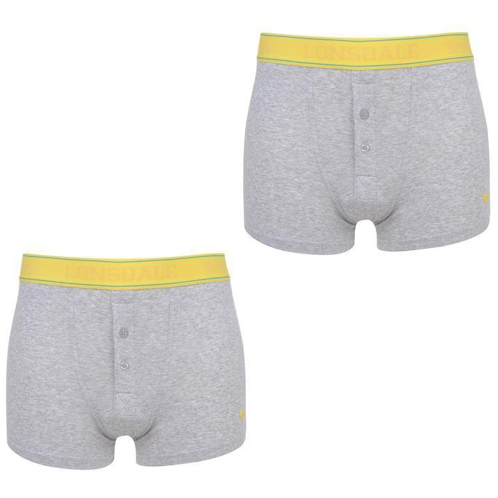 Lonsdale-Kids-Children-Junior-Boys-2-Pack-Boxer-Shorts-Comfort-Fit-Underwear-New