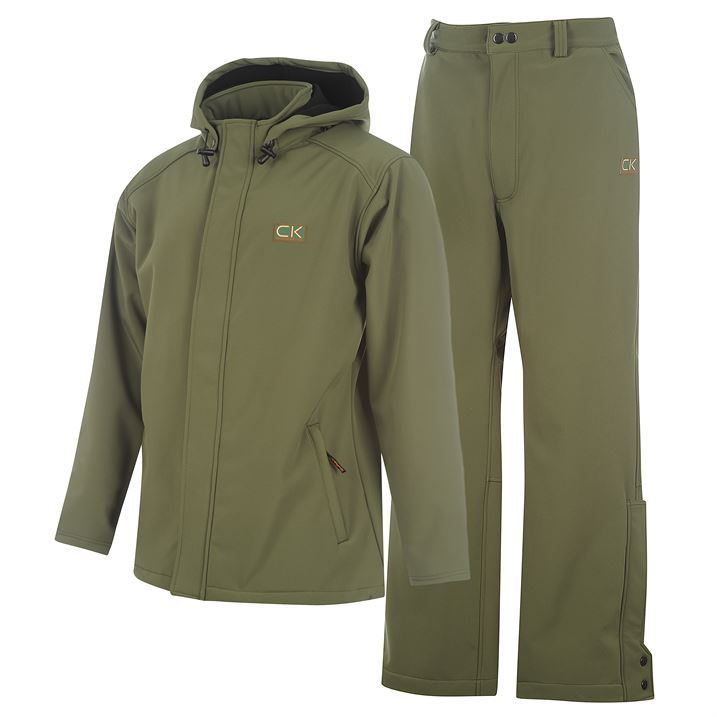 Carp Kinetics Unisex Fishing Anglers Clothing Windproof ...