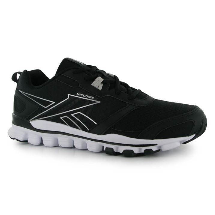 Reebok Hexagon Effect Running Shoes Mens