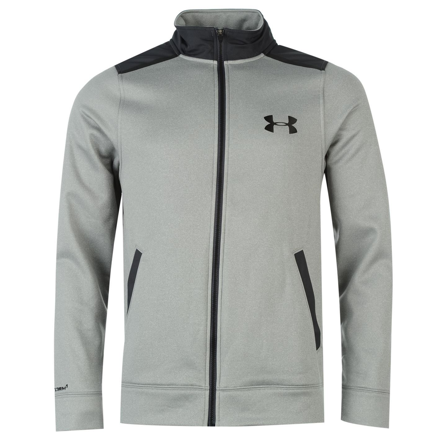 Under armour mens storm jacket long sleeve top tee shirt for Under armour long sleeve t shirts women