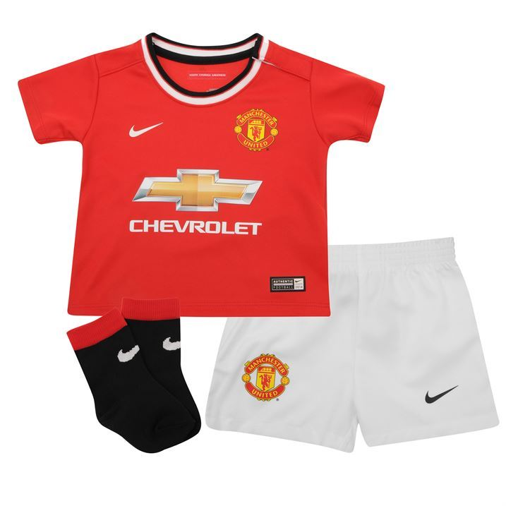 Manchester United Baby Boy Clothes