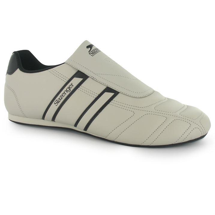 erosión maíz mitología  SLAZENGER - Slazenger Gents Mens Warrior Sneakers Trainers Slip On ...