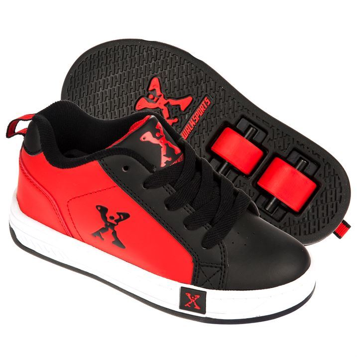 sidewalk sport jnr50 roller skate shoes boys