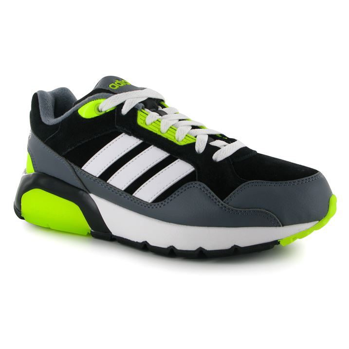 adidas mens run9tis running shoes trainers lace up casual