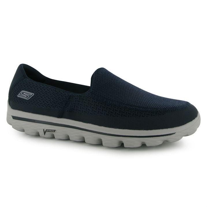 skechers mens go walk 2 shoes slip on casual lightweight. Black Bedroom Furniture Sets. Home Design Ideas