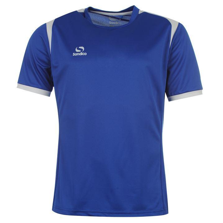 Sondico-Mens-Fundamental-T-Shirt-Short-Sleeve-Football-Training-Wear