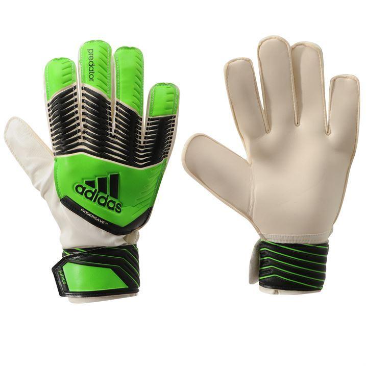 adidas Kids Children Predator Finger Save Goalkeeper ...