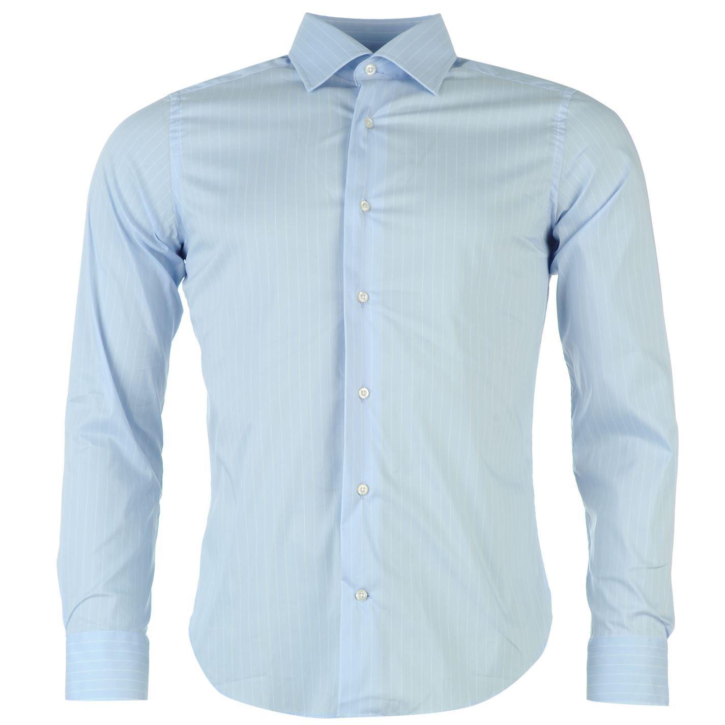 Filangeri mens miinorica formal shirt button down collar for Button down collar dress shirts