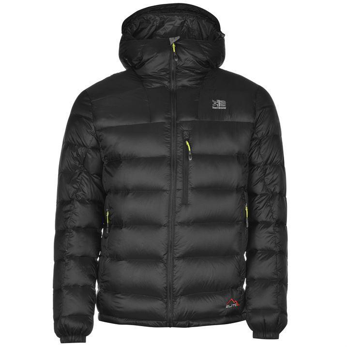 Karrimor Mens Gents Sub Zero Jacket Warm High Neck Hood
