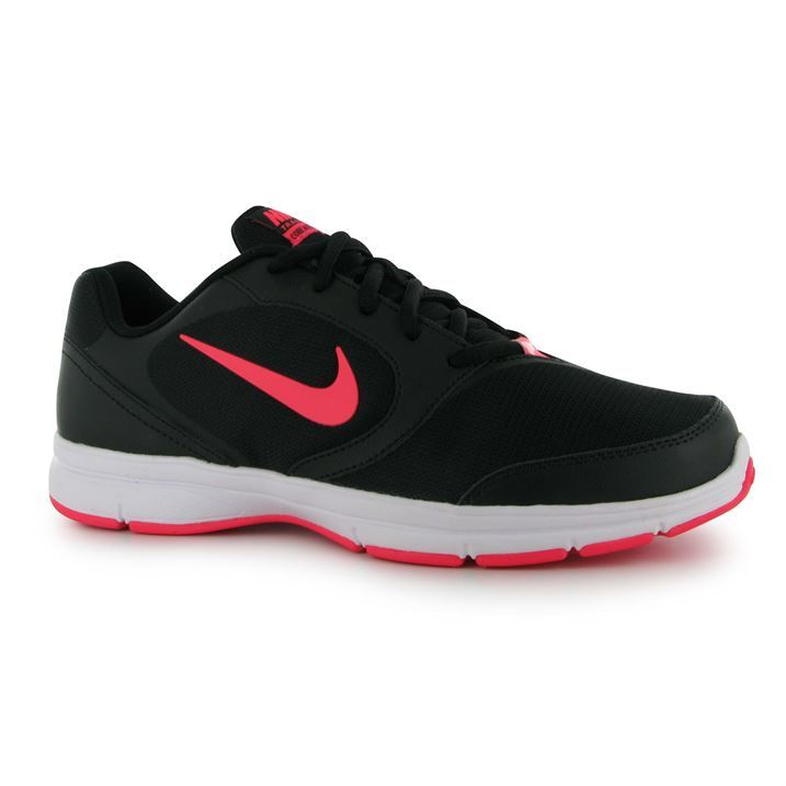 Nike Womens Core Motion Ladies Trainers Fitness Sport Shoes Gym Workout Lace Up | EBay