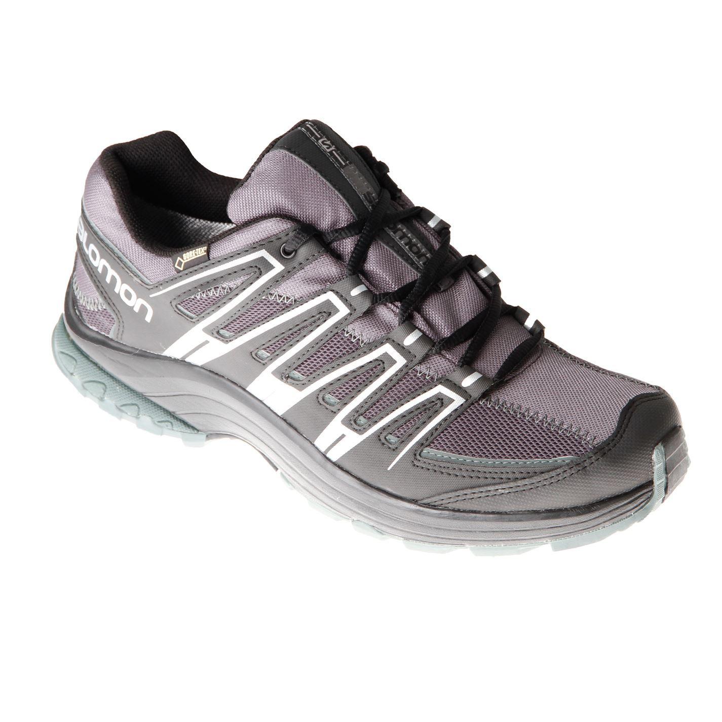 salomon mens mundi gtx walking shoes lace up hiking