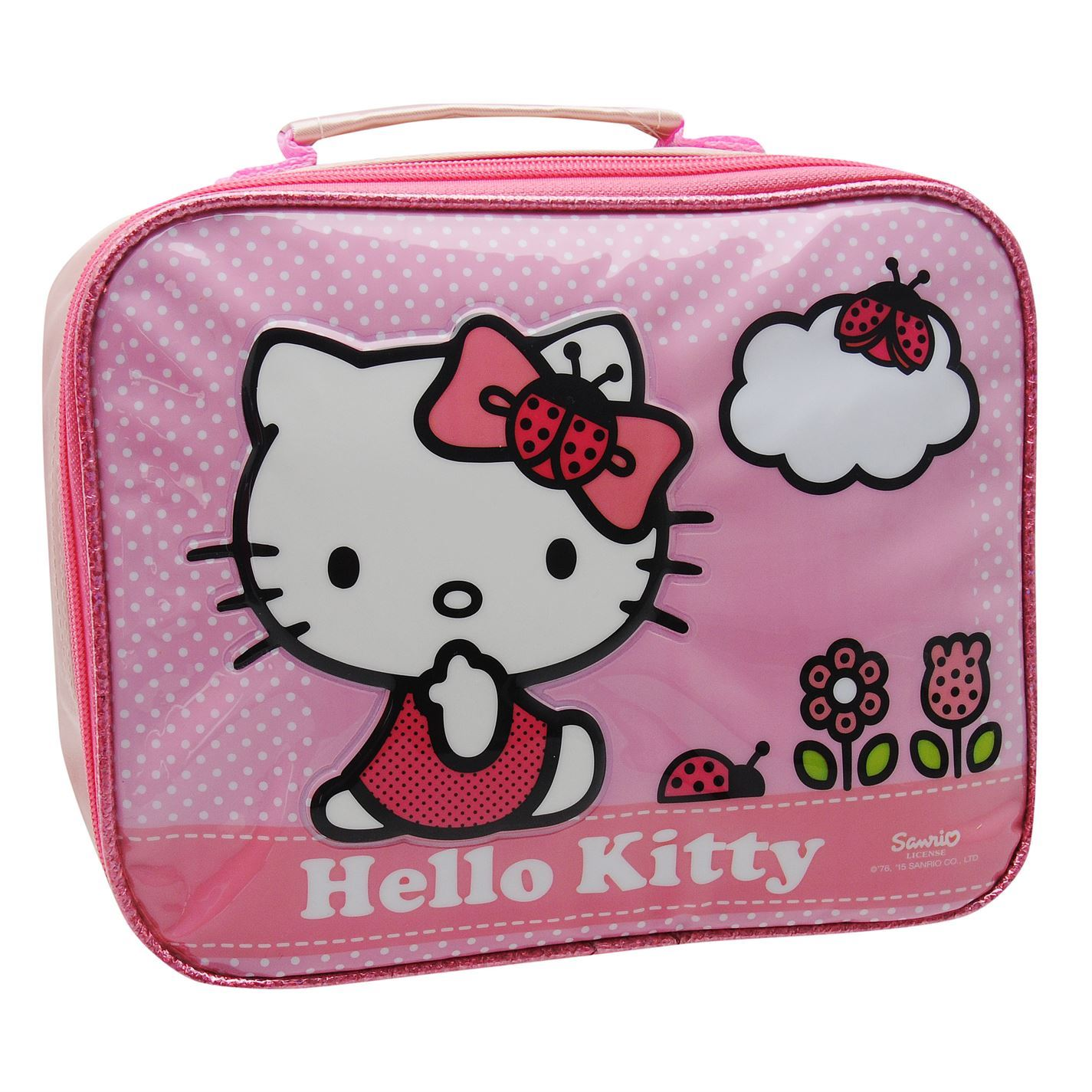 Character Kids Lunch Bag Insulated Storage Box Portable ...