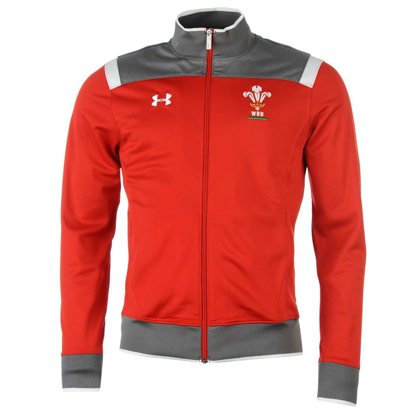 under armour tracksuit. under armour mens wru track long sleeve jacket full zip tracksuit top clothing h