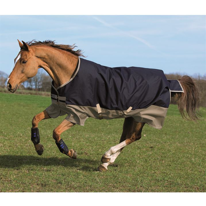 Mio Lite Turnout Horse Rug Combo Rain Sheet Equestrian Equipment Accessories