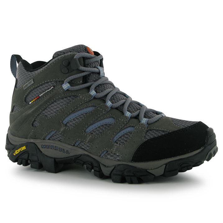 Merrell Moab Mid Gore Tex Womens Shoes