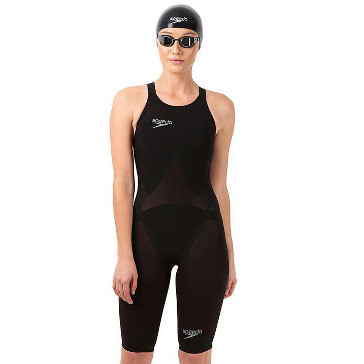 Speedo Kids Racer C K Girls Skin Swimsuit Bathsuit Bathing ...