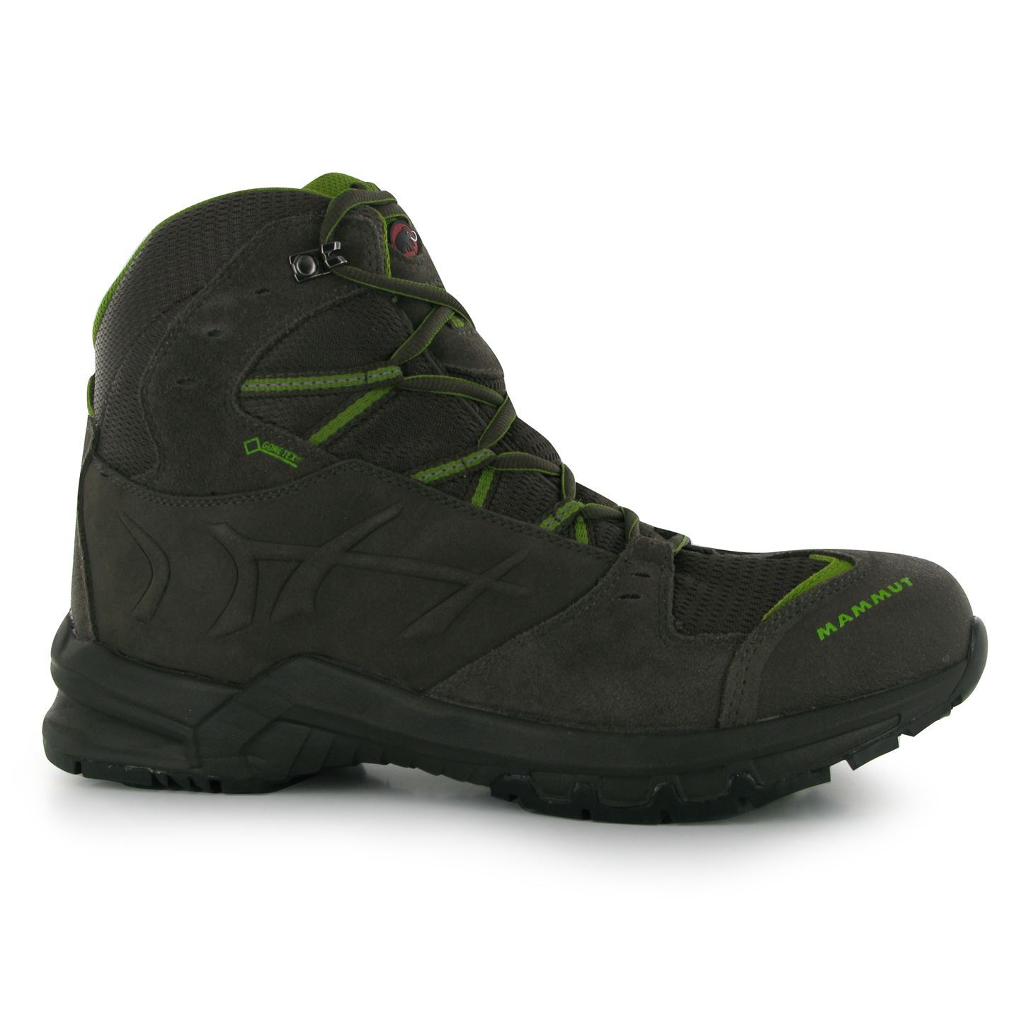 Mammut Mens Creon Gore Tex Walking Boots Lace Up Hiking