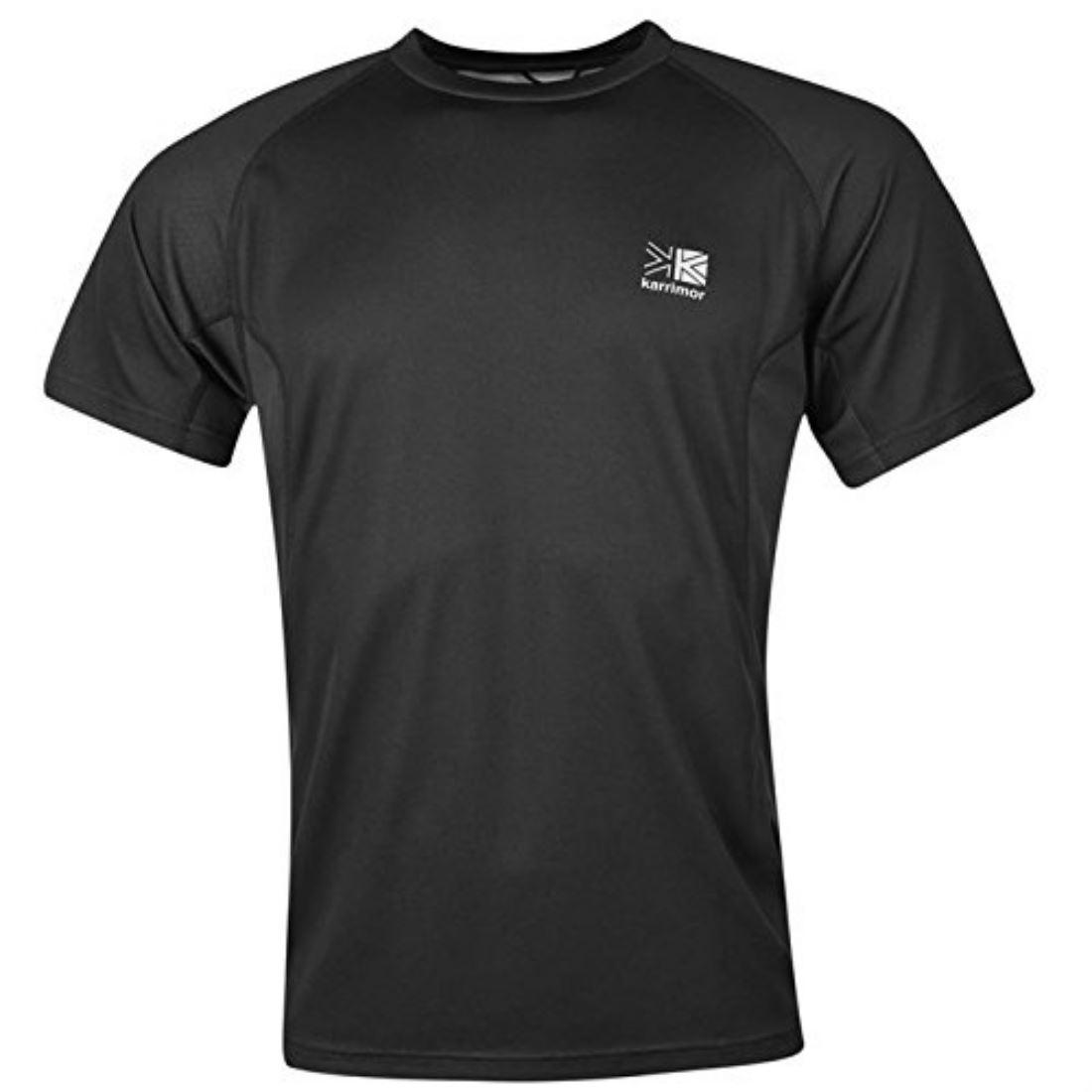 Karrimor Mens Aspen Technical T Shirt Short Sleeves Tee Top