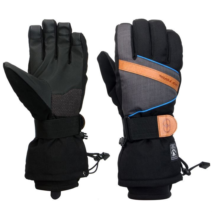Sport Snow Gloves: No Fear Mens Boost Gloves Snow Winter Sports Skiing