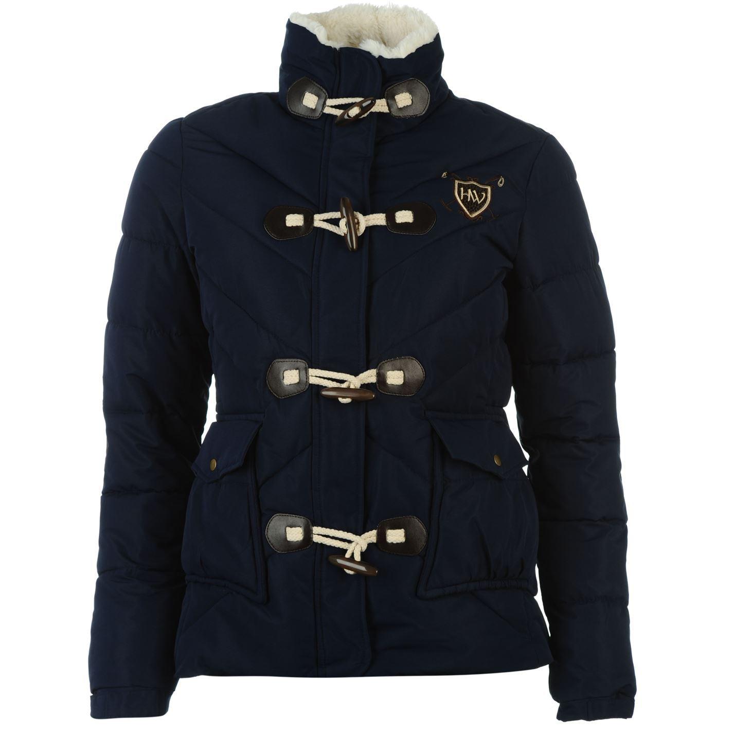 Horseware Womens Ladies Polo Biba Horse Riding Jacket Long Sleeve Coat Top | EBay