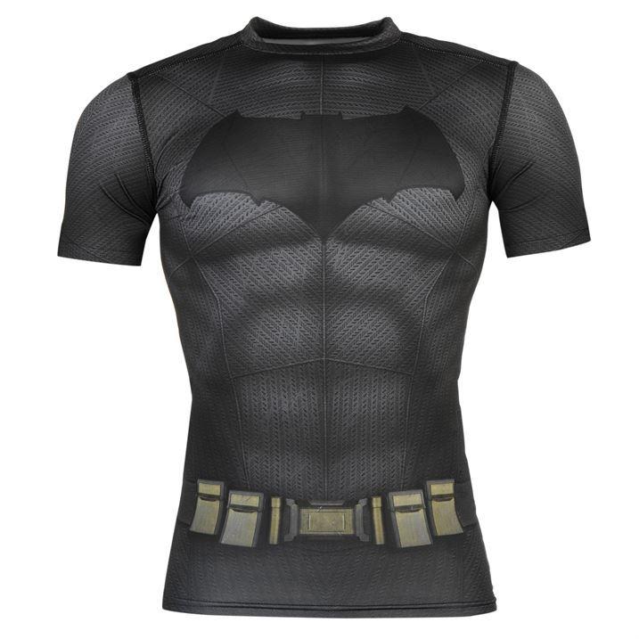 Under Armour Mens Hero All Over Print T Shirt Short Sleeve