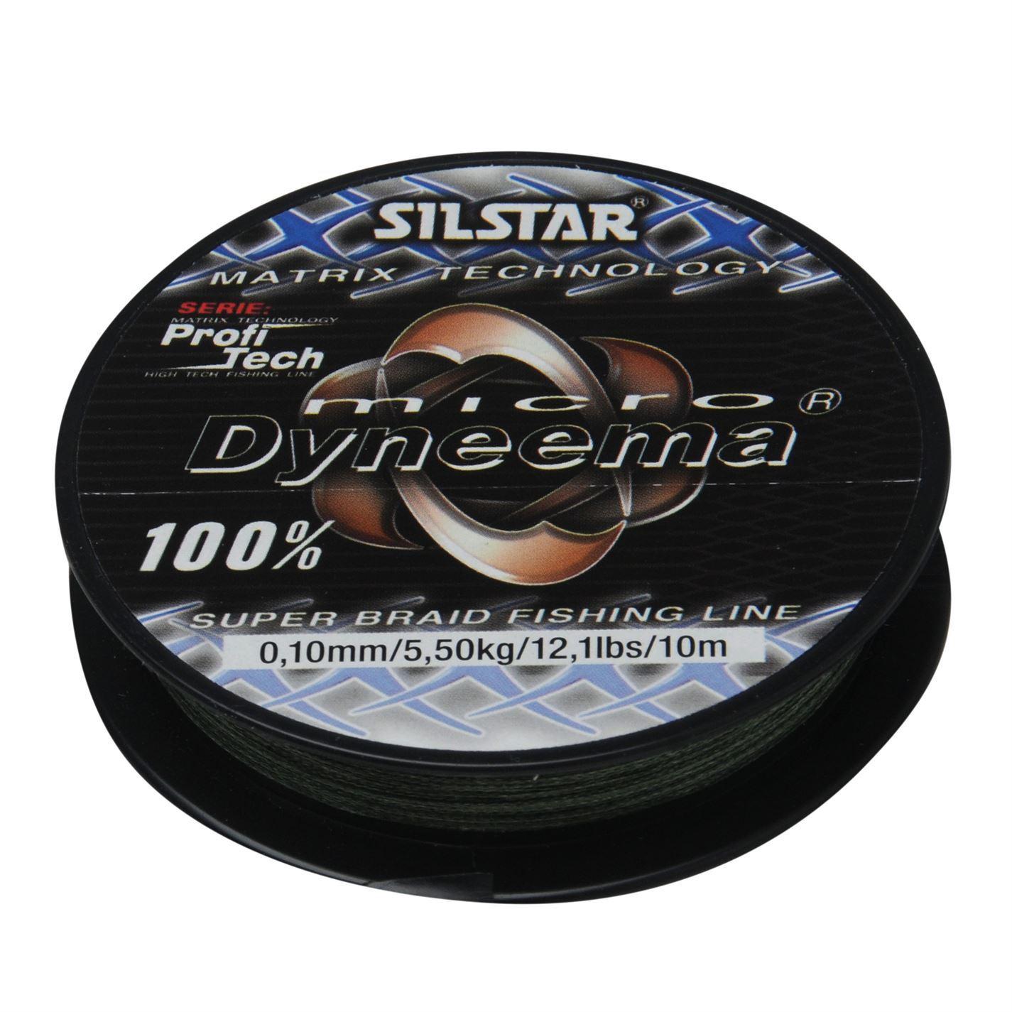 Silstar dyneema briad fishing line matrix technology ebay for Ebay fishing line