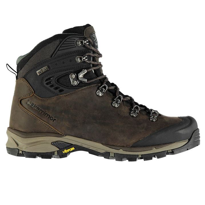 karrimor mens cheetah vibram ankle boots outdoor walking