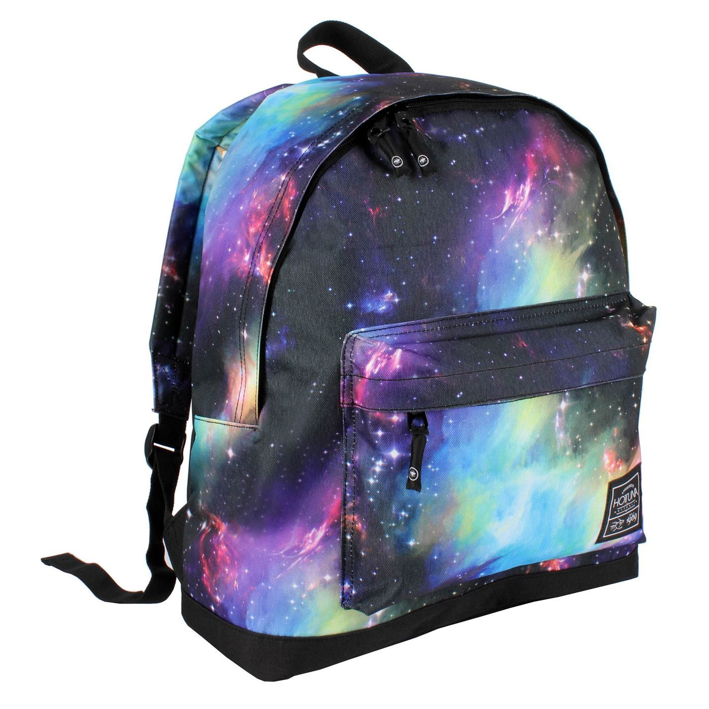 Hot Tuna Galaxy Back Packs Rucksack Bag Travel Luggage