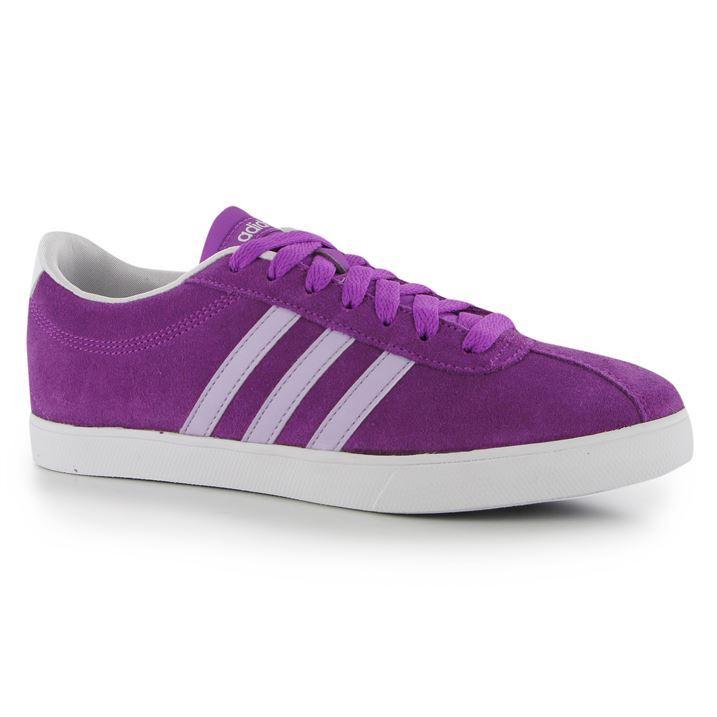 Purple Casual Adidas Shoes