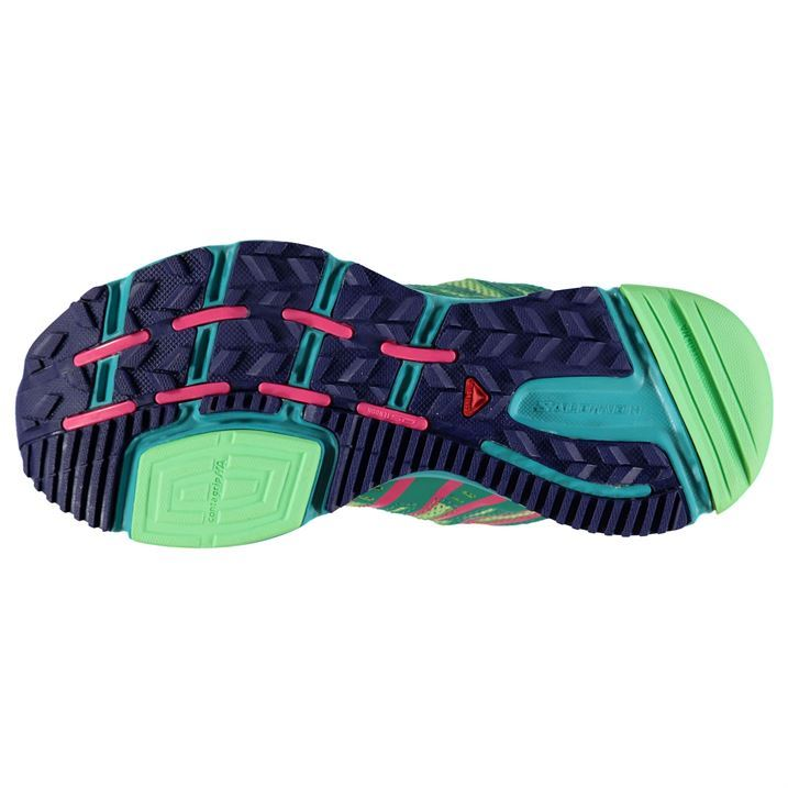 Salomon Xr Mission  Ladies Trail Running Shoes
