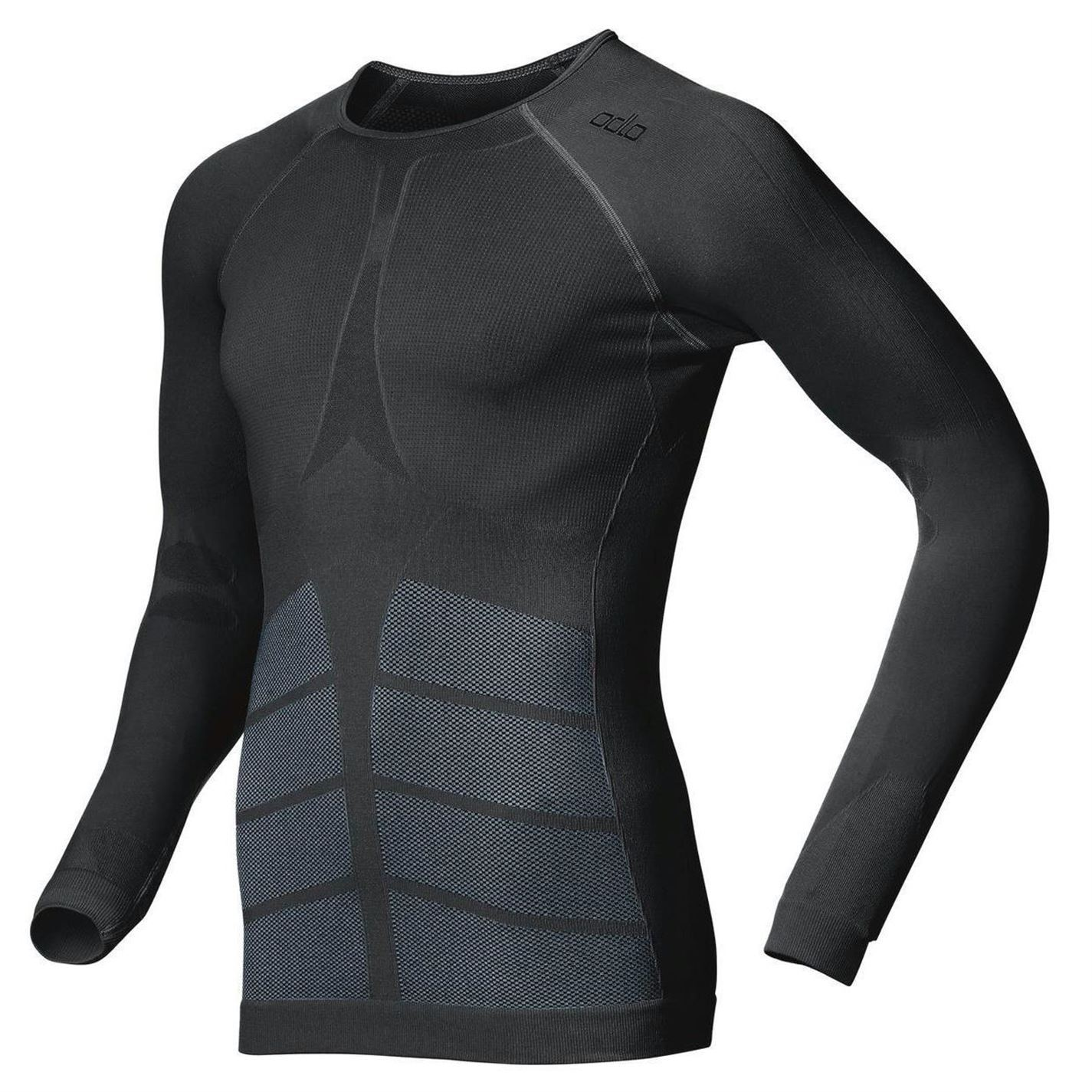 Odlo Mens Gents Warm Evolution Long Sleeve Top Cold