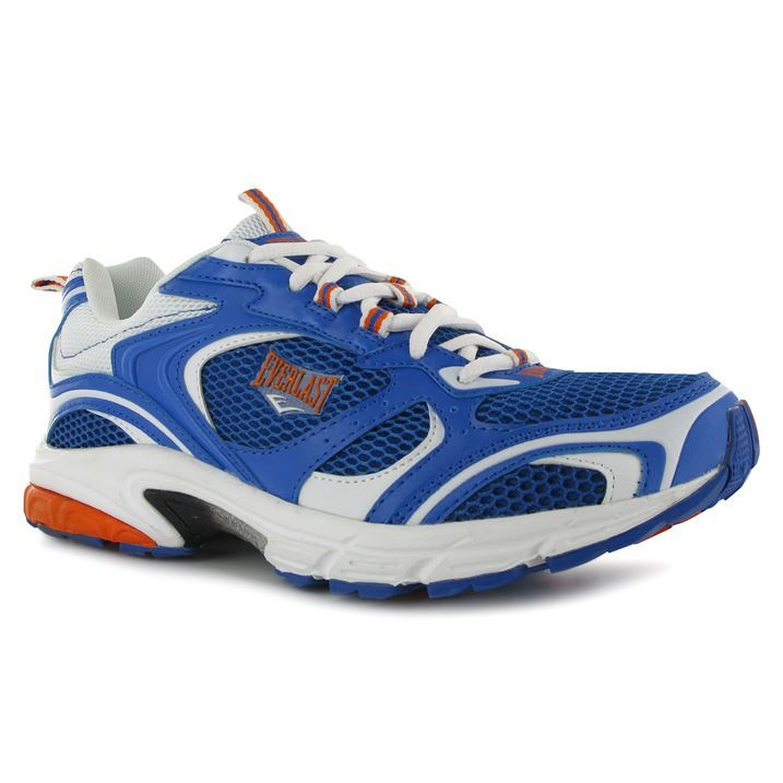 everlast mens jog ii lace up running sports shoes trainers