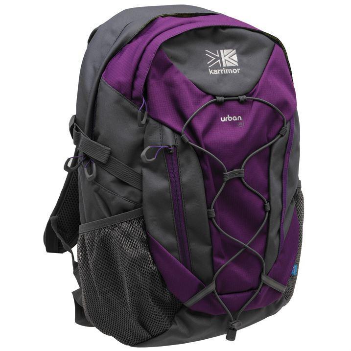 Karrimor Unisex Urban 30 Rucksack Backpack Bag Storage Accessory Brand New