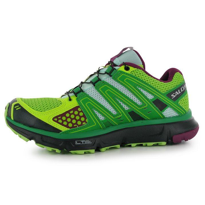 Salomon Womens XR Mission 1 Ladies Trail Running Shoes Trainers Sport Footwear | eBay