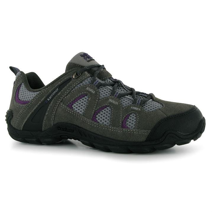 karrimor womens footwear summit walking shoes