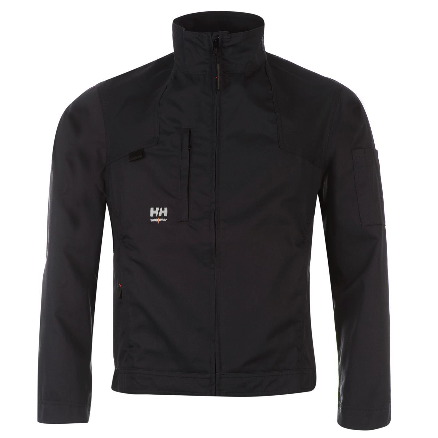 helly hansen mens durham workwear jacket long sleeve ebay. Black Bedroom Furniture Sets. Home Design Ideas