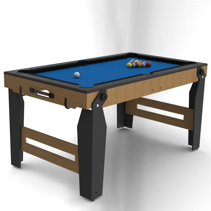Riley osullivan pool table brown one size ebay for 1 4 size snooker table