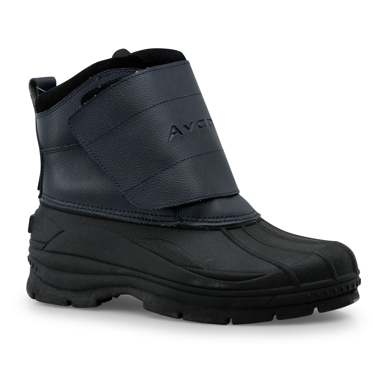 Avanti Mens Iso Fishing Boots Gents Velcro Waterproof Warm