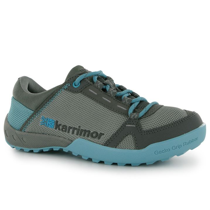 karrimor womens gecko laced walking shoes everyday